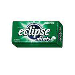 NEW Wrigley's Eclipse Sugarfree Mints Spearmint 16 x 34g from Fairdinks