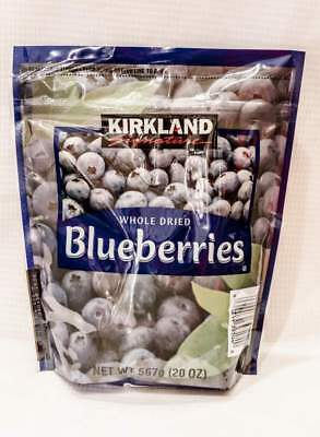 NEW Kirkland Signature Dried Blueberries 567G from Fairdinks