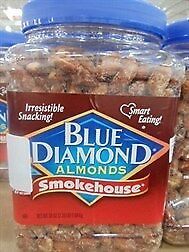 NEW Blue Diamond Smokehouse Almonds 1.08KG from Fairdinks