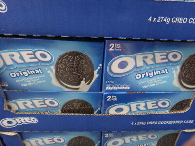 NEW Kraft Oreo Original 4 x 274G from Fairdinks