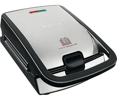 NEW Tefal Snack Collection Multi Function Sandwich Maker from Fairdinks