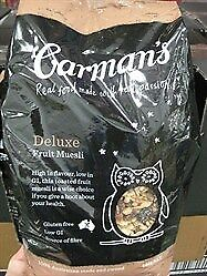 NEW Carman's Deluxe Gluten Free Cereal 1.2KG from Fairdinks