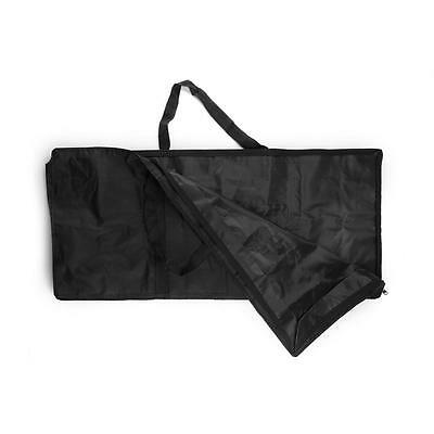 61 Key Keyboard Electronic Piano Bag Case Carry Oxford Cloth Black