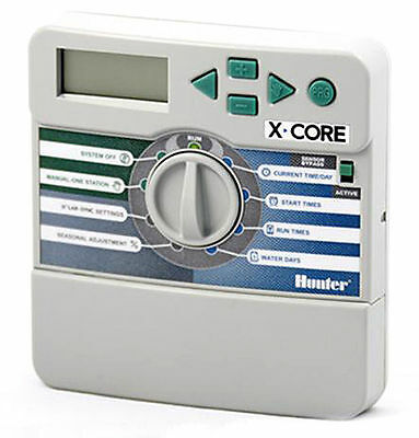 Hunter X Core 4 Station Indoor Controller