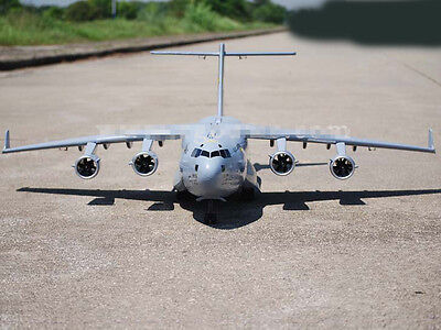 C-17 New Length 147CM Fixed Wing Simulation Remote Control Plane Model Toy #