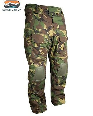 DPM Spec Ops Military Combat Trousers with Knee Pad Airsoft (S-2XL) Airsoft