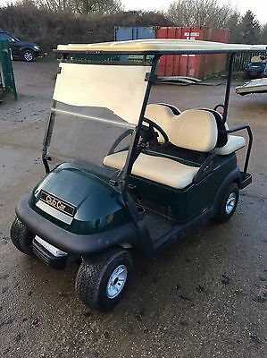 Club Car Precedent 4-Passenger Electric Golf Car