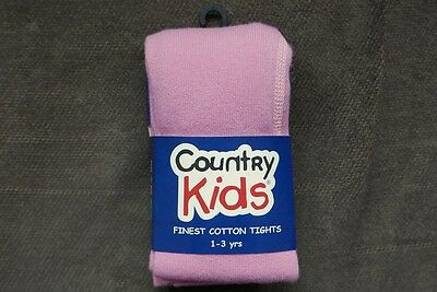 Country Kids Girls Tights NEW