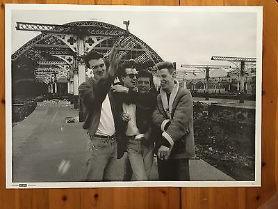 SMITHS, AUTHENTIC, 1980's POSTER