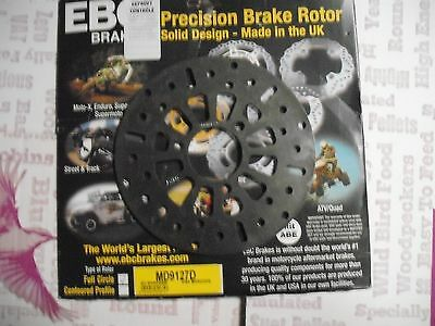 YAMAHA XC 125  MBK   XC 125  Quality  EBC MD9127D Front Brake Disc  New Old Stoc