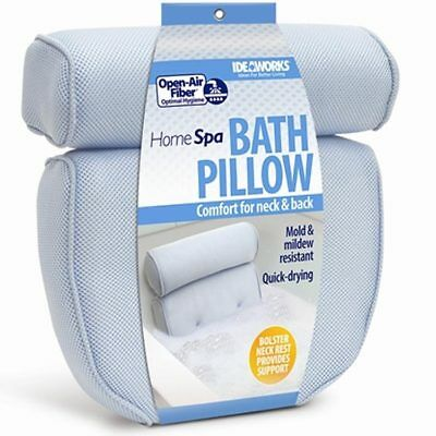 Ideaworks 5D Home Spa Bath Pillow