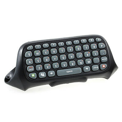 2.4G Mini Wireless Message Keyboard Chatpad for XBOX 360/BOX360 Controller Games