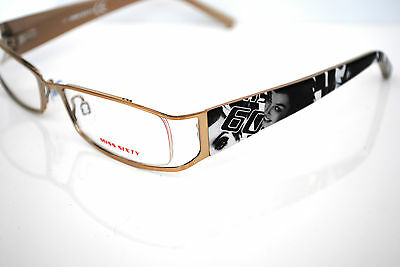 Miss Sixty MX0265 Gold 265 Ladies Designer Glasses Optical Frames