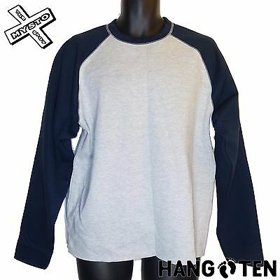 Hang Ten Mens Sweatshirt Medium Large X Large Md Lg Xl Sweat Shirt Surfer New
