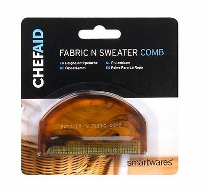 Chef Aid Woven Fabric Sweater Clothes Comb Clean Remove Fuzz Fluff Dust Hair