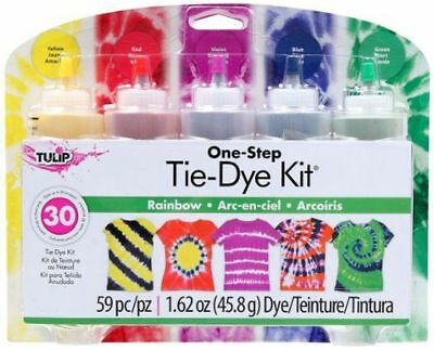 Tulip One-Step 5 Colour Tie-Dye Kits (Rainbow)
