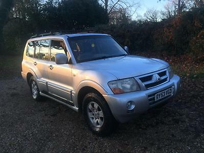 """53"" Mitsubishi Shogun / Pajero LWB-4x4-AUTO 3.2 TD-Ready For Use"