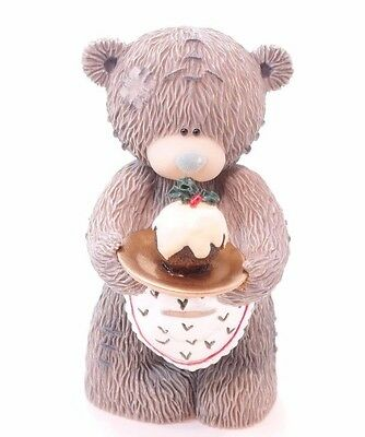 Me To You Tatty Teddy Bear Collectors Figurine - Christmas Delight # 40013 rare