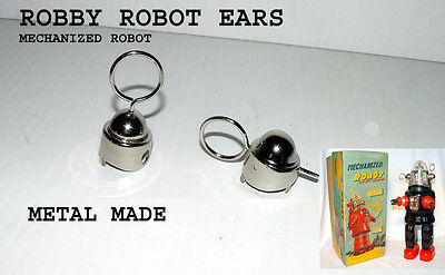 "MECHANIZED ROBOT "" ROBBY FROM 50's "" PAIRS OF EARS FOR ROBBY"