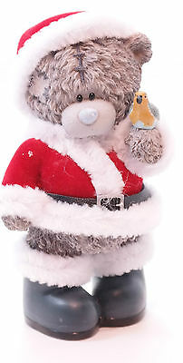 Me To You Tatty Bear Collectors Figurine - Santa's Little Secrret # 40355 rare