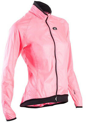 New Sugoi Women RS Jacket Medium Ultra-Light Shell Pouch Packable Choose Color