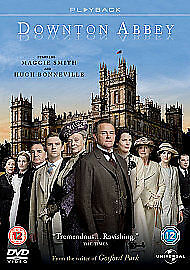New & Sealed - Downton Abbey - Series 1 - Complete (DVD, 2010, 3-Disc Set)