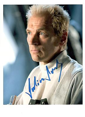 Julian Sands Authentic Signed Autograph Montreal Comiccon 2014 Warlock  Superman