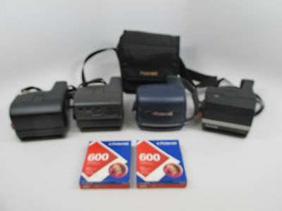 Lot of Polaroid, Nikon, Walz and Accessories