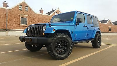 2016 Jeep Wrangler UNLIMITED 2016 JEEP WRANGLER UNLIMITED JK WITH ONLY 5K.MILES