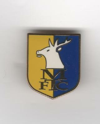 Old Mansfield Town Club Crest Badge