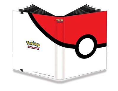 Ultra Pro PRO-Binder POKEMON OVP Ordner POKEBALL 9-Pocket Album f.360 Karten