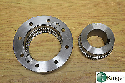 FALK 1015G COUPLING, 744668  FLEX HUB and Flanged SLEEVE 07744991