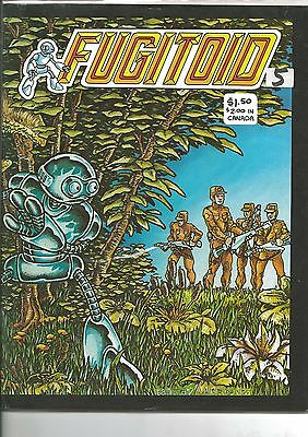 FUGITOID by EASTMAN and LAIRD 1st PRINT 1985 RARE COMIC