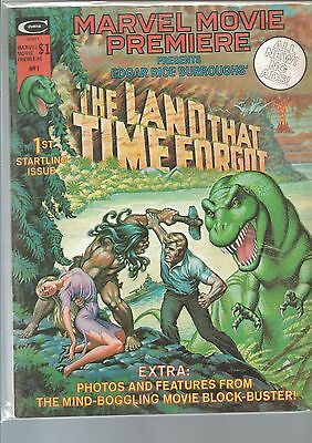 Marvel Movie Premiere - Edgar Rice Burroughs' - The Land The Time Forgot
