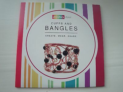 DVD: Jewellery Maker -  Cuffs and Bangles (new) RRP £4.95