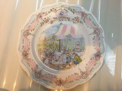 Royal Doulton Brambly Hedge The Wedding