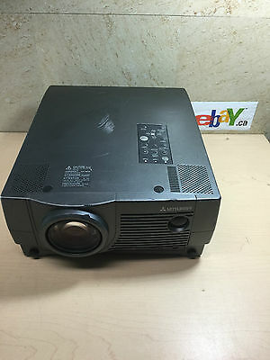 Mitsubishi LCD Video Projector LVP-X390U~TESTED~FREE SHIPPING!