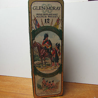 Collectable Glen Moray Tin [empty]..Nice Tin..