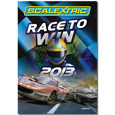 SCALEXTRIC C8176 Catalogue 2013 Edition 54