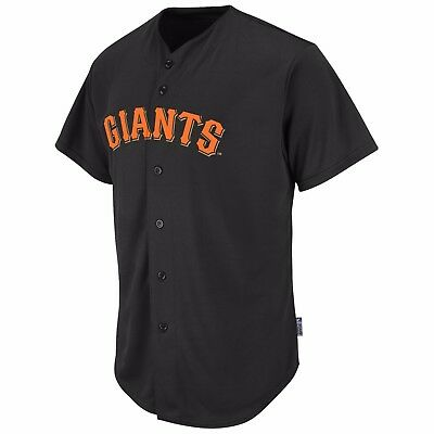Majestic 6840 San Francisco Giants MLB Game Jersey