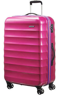 TROLLEY American Tourister palm valley spinner 67/24 PINKSPARKLE 02G 90002