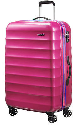 TROLLEY American Tourister palm valley cône d'hélice 67/24 PINKSPARKLE 02G 90002