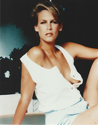 Jamie Lee Curtis 8 X 10 Photo With Ultra Pro Toploader