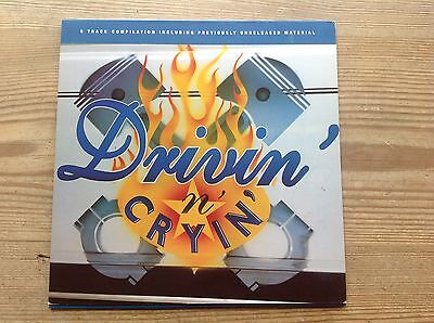 Drivin' N' Cryin' Fly Me Courageous 5 Track 10 Inch Gatefold Single Near Mint