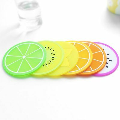 Diameter Cushion Tableware Placemat Coasters Coffee Cup Mat Pad Silicone