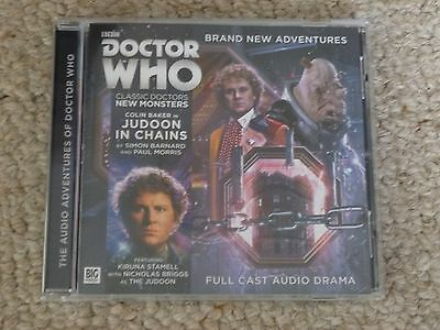 Judoon in Chains - DR WHO Full cast audio BBC Big Finish CD Colin Baker