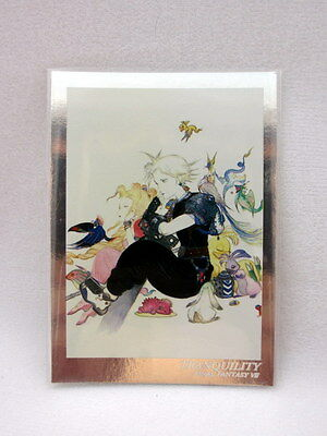 Final Fantasy Art Museum Card Special Tranquility Aerith Cloud #138/SP03