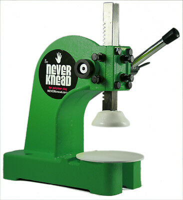 Lovely Green NEVERknead Polymer Clay Kneading Tool Sculpey Premo Fimo Pavelka