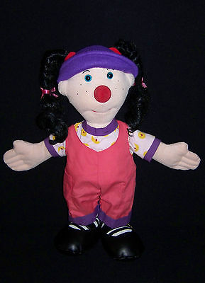 The Big Comfy Couch LOONETTE PLUSH DOLL 1997 Hard to Find!