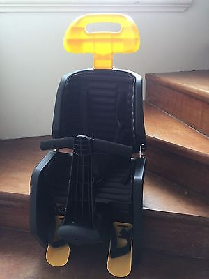 Pedal Nation Deluxe Cycling Baby Seat